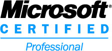 I am currently a Microsoft Certified Professional (MCP)